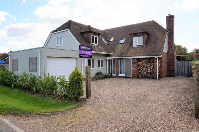 Thumbnail Detached house for sale in Curtis Lane, Stelling Minnis, Canterbury