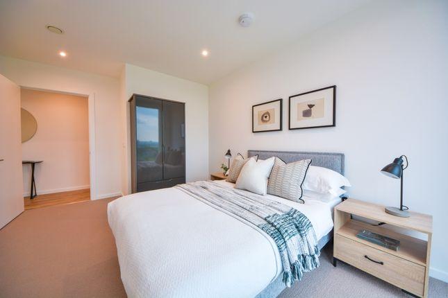 Bedroom of Kingwood Apartments, Deptford Landings, Deptford SE8