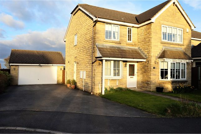 Thumbnail Detached house for sale in Oakhall Park, Thornton