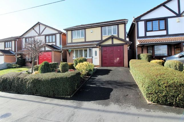 Thumbnail Detached house for sale in Farmhouse Road, Willenhall