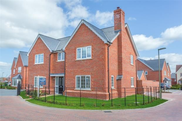 Thumbnail Detached house for sale in Thame Park Business Centre, Wenman Road, Thame
