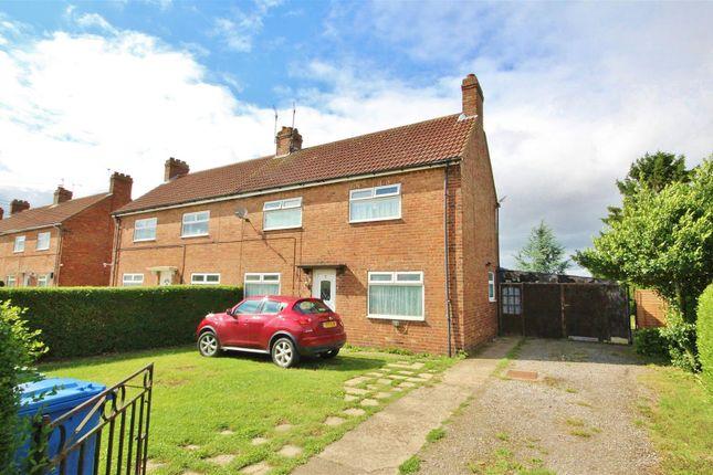3 bed semi-detached house for sale in Blacktoft Lane, Blacktoft, Goole DN14