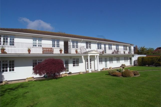 Thumbnail Flat for sale in East Budleigh Road, Budleigh Salterton