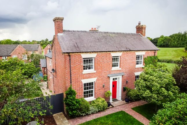 Thumbnail Detached house for sale in The Cross, West Felton, Oswestry