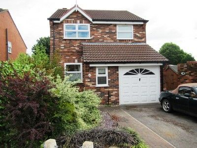 Detached house for sale in Lewis Close, Northallerton