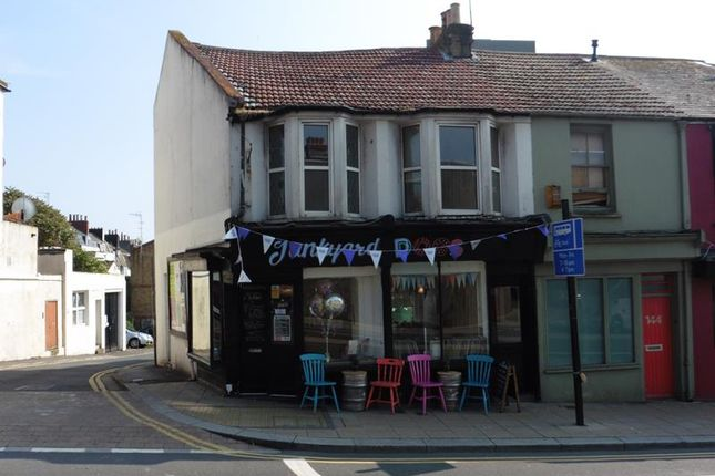 Thumbnail Restaurant/cafe to let in 142-143 Edward Street, Brighton, East Sussex