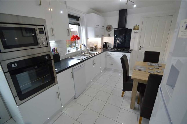 Kitchen / Diner of Kelso Avenue, Lesmahagow, Lanark ML11