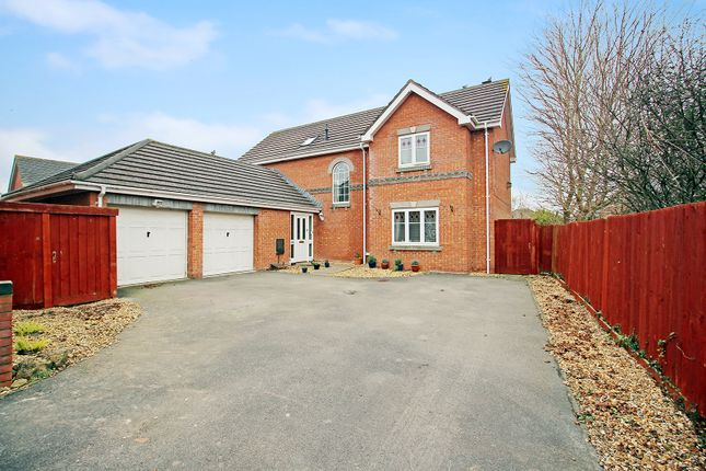 Thumbnail Detached house for sale in Fell Road, Westbury