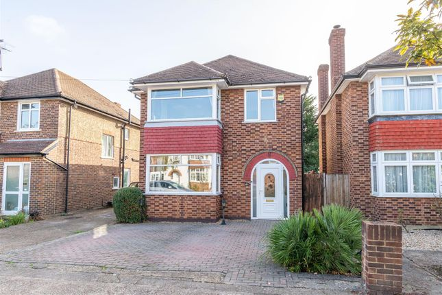 Detached house for sale in Monks Avenue, West Molesey