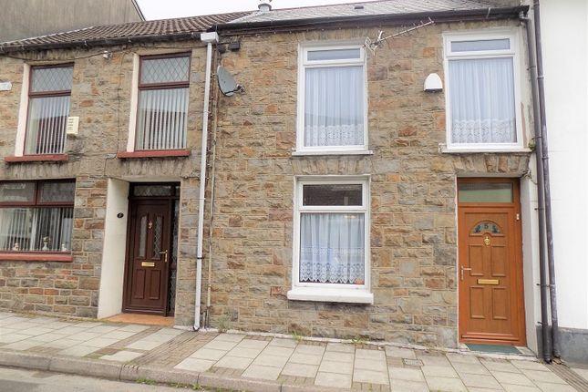 Thumbnail Terraced house for sale in Scott Street, Treherbert, Treorchy, Rhondda, Cynon, Taff.