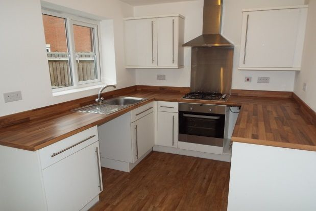 Thumbnail Semi-detached house to rent in Tom Stimpson Way, Sutton In Ashfield