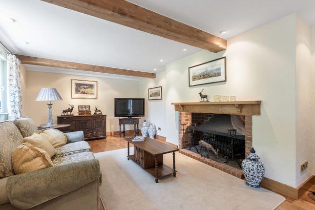 Sitting Room of Common Hill, West Chiltington RH20