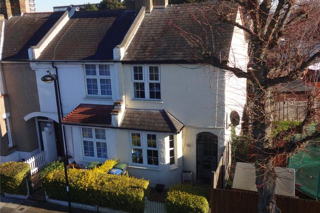 Thumbnail End terrace house for sale in Landseer Road, Bush Hill Park, Enfield
