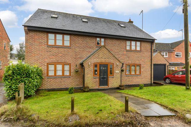 Thumbnail Detached house for sale in New Inn Lane, Gawcott, Buckingham