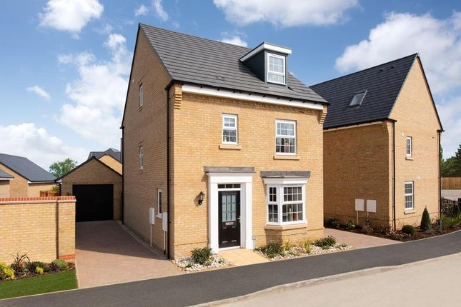 """Thumbnail Detached house for sale in """"Bayswater"""" at Great Hall Drive, Bury St. Edmunds"""