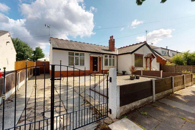 Thumbnail Semi-detached bungalow for sale in Trevor Road, Urmston, Manchester