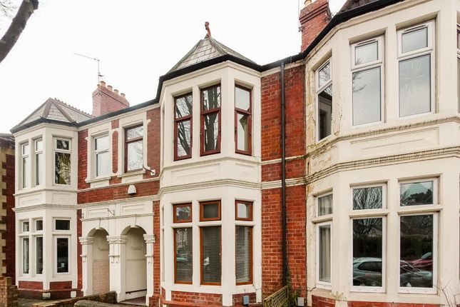 Thumbnail Terraced house to rent in Clive Road, Canton, Cardiff