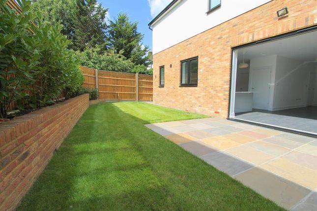 Garden of Manor Road, Wallington SM6
