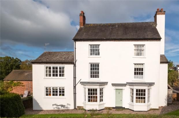 Thumbnail Detached house for sale in Bournheath, Bromsgrove, Worcestershire