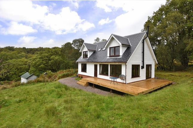 Thumbnail Detached house for sale in Ardery, Strontian