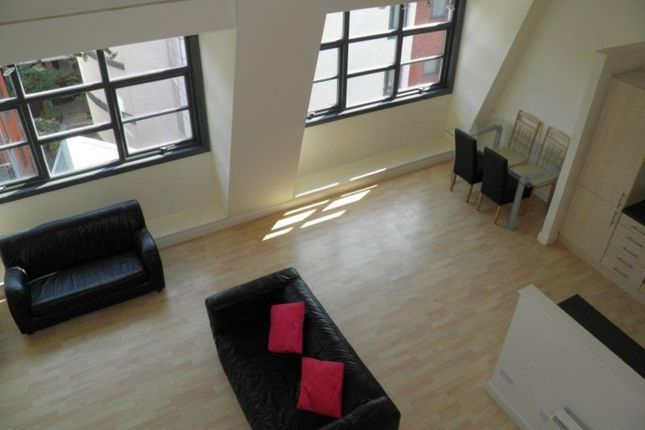 Thumbnail Flat to rent in The Tobacco Factory, 30 Ludgate Hill, Red Bank