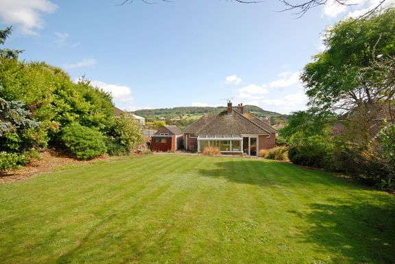 Thumbnail Detached bungalow for sale in Connaught Close, Sidmouth