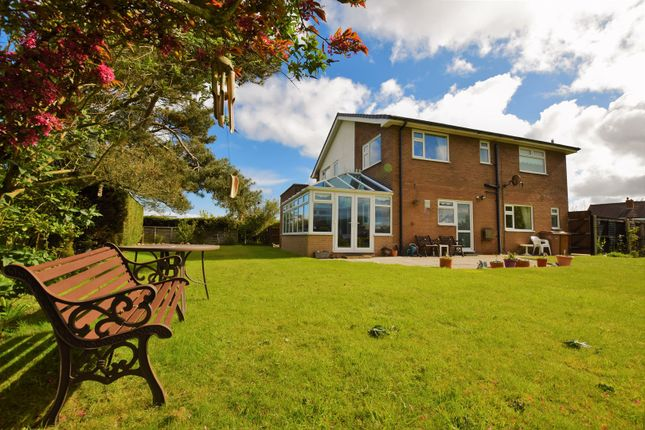 Thumbnail Detached house for sale in Bayswater Road, Wallasey