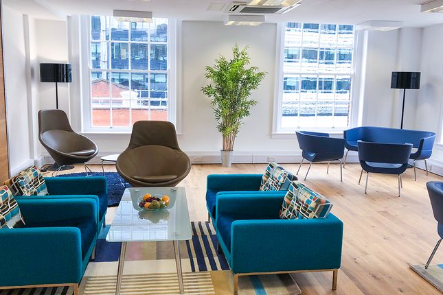 Broadway Studios, Hammersmith W6, Offices To Let Hammersmith, 1.08 Office Fit Out 2