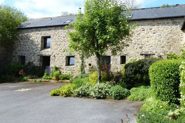 Thumbnail Terraced house for sale in Appletree Barn, Great Weeke, Chagford