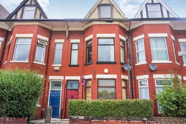 Thumbnail Terraced house for sale in Platt Lane, Manchester