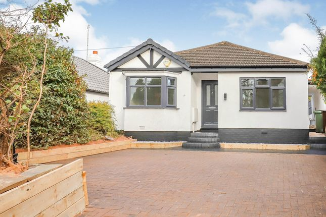 Thumbnail Bungalow to rent in Castlecroft Road, Finchfield, Wolverhampton