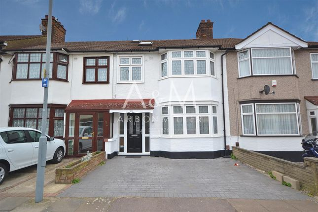 Thumbnail Terraced house for sale in Ardwell Avenue, Ilford