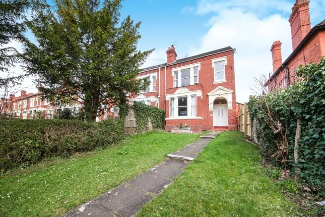 Thumbnail Semi-detached house for sale in Bath Road, Worcester, Worcestershire