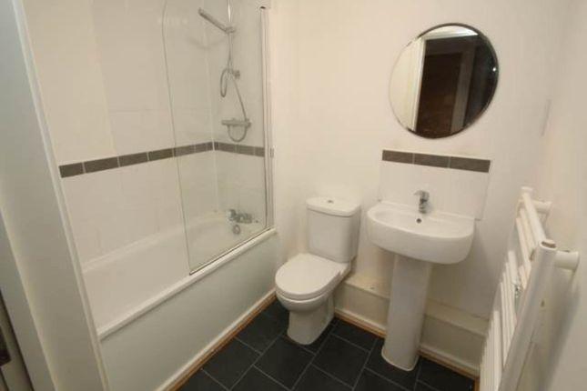 Bathroom of Greenings Court, Warrington WA2