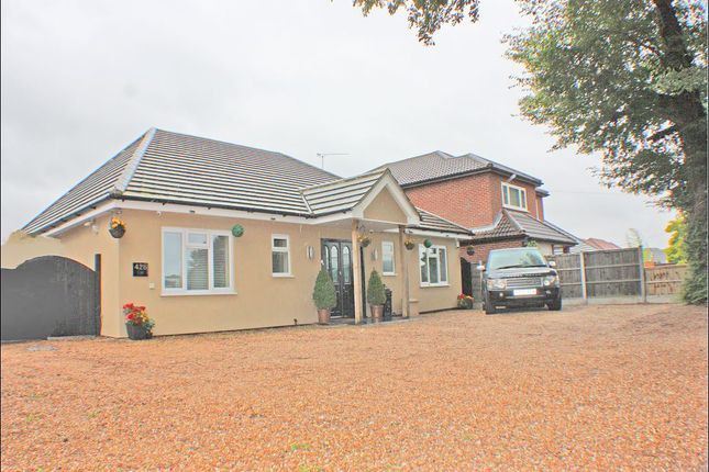 Thumbnail Detached bungalow for sale in Wingeltyle Lane, Hornchurch
