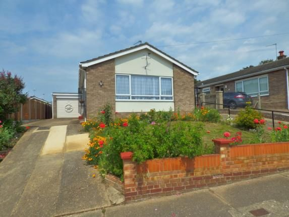 Thumbnail Bungalow for sale in Colchester, Essex