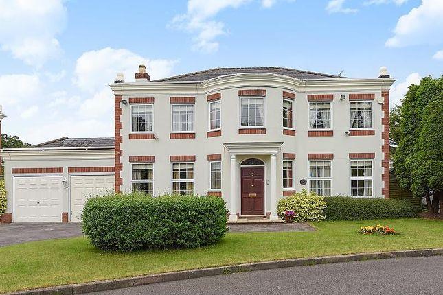 Thumbnail Detached house for sale in Devonshire Park, Reading