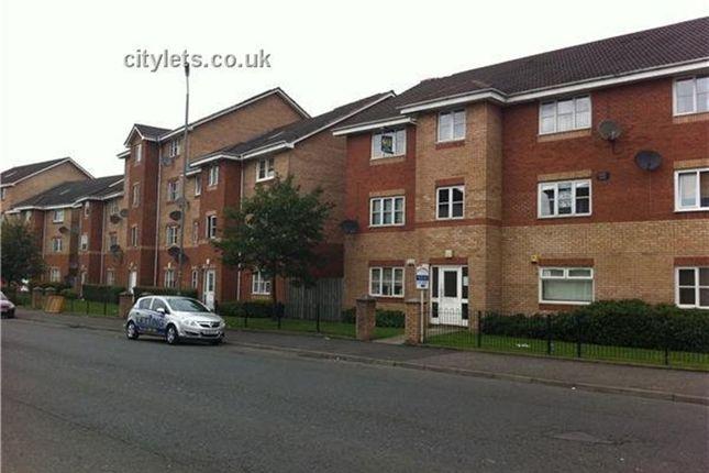Thumbnail Flat to rent in Old Shettleston Road, Glasgow