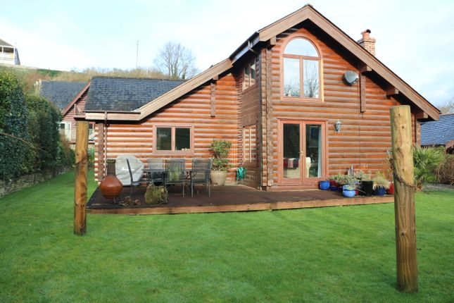 Thumbnail Lodge for sale in Rosehill, Little Petherick