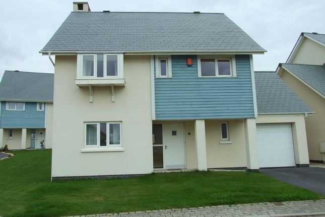 Thumbnail Detached house to rent in Pentre Nicklaus Village, Llanelli