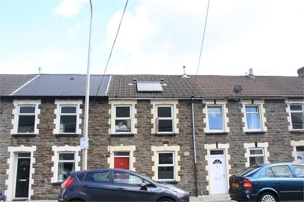 Thumbnail Terraced house to rent in Ceridwen Street, Maerdy, Ferndale, Rhondda Cynon Taff.