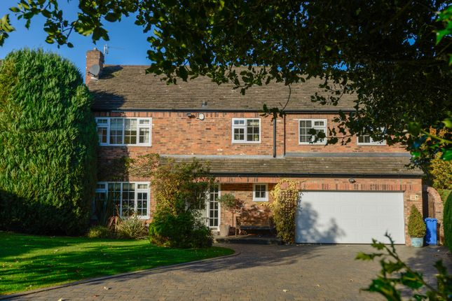 5 bed detached house for sale in Millbank, Lymm
