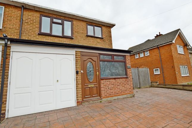 Thumbnail Semi-detached house for sale in Kingsbury Road, Minworth, Sutton Coldfield