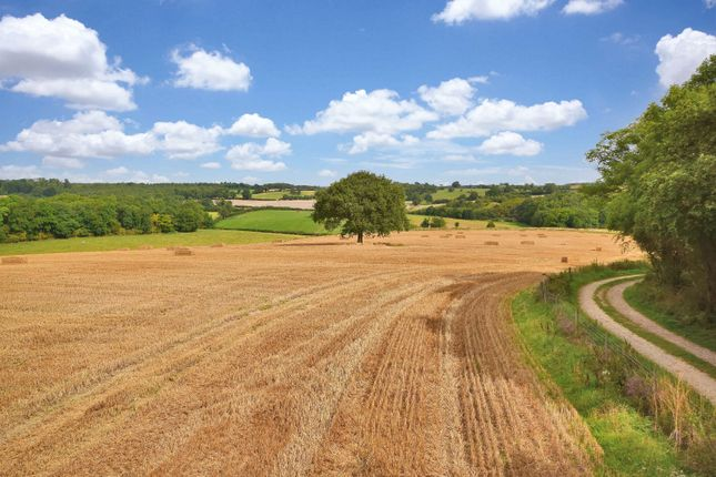 Stubble Field of Holywell Road, Clipsham, Oakham, Rutland LE15