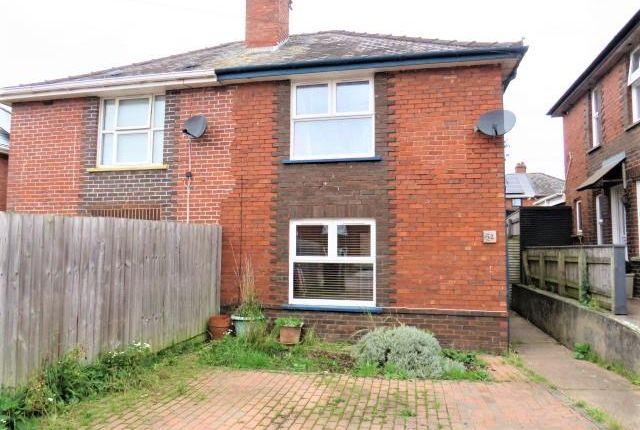 Thumbnail Property to rent in Milton Road, Exeter