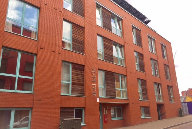Thumbnail Flat to rent in Sherborne Street, Edgbaston, Birmingham