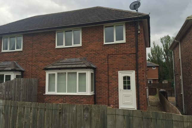 Thumbnail Semi-detached house to rent in South End Villas, Crook