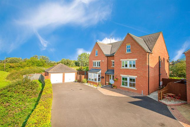 Thumbnail Detached house for sale in Sedge Close, Thrapston, Kettering