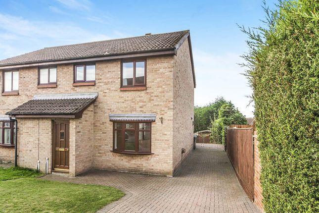 Thumbnail Semi-detached house for sale in Winds Lonnen, Murton, Seaham
