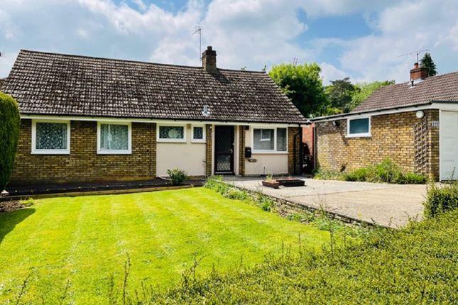 Thumbnail Detached bungalow for sale in Woods Avenue, Hatfield